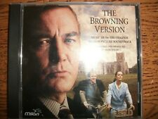 The Browning Version-Original Soundtrack-Mark Isham-1994 Milan!