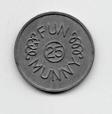 Fun Munny Token 25 Value