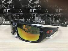 Sunglasses*Crankshaft Polarized Matte Shadow Camo Frame/Fire Iridium Lens*