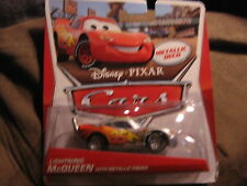 Disney Pixar Cars 2 LIGHTNING MCQUEEN W/ METALLIC FINISH Kmart Days 10