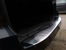 FORD MONDEO MK4 TURNIER Chrome Bumper Sill Protector Trim Cover, Stainless, ps