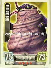 Force Attax Serie 2 Ziro der Hutt #145