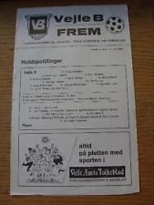 24/09/1972 Tea V frem (singolo foglio, lievi piegati). NO difetti evidenti, UNLe