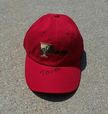TOM WATSON SIGNED AUTOGRAPHED PRESIDENTS CUP HAT COA PROOF! MASTERS