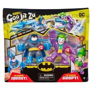 Heroes of Goo Jit Zu BATMAN Vs THE JOKER DC Series 1 - New