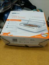 Sure Feed. Sealed Pet Bowl. New But Box Damaged. New In Box Ref Y