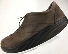 MBT Walking Shoes- Toning Fitness Workout Walking Rocker Sneakers Men's 13 Brown