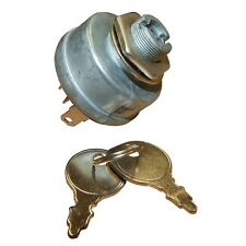 Ignition Switch & Keys Fits Some Westwood Ride On Mower Tractor