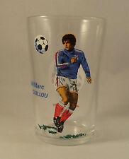 Verre à Moutarde - Foot Equipe de France 1978 - Jean-Marc Guillou - VM 166