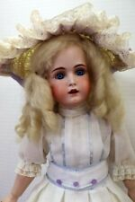 "Antique Artist Reproduction Kestner 171 Germany Bisque 18"" Doll Ball Jointed"