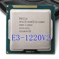 Intel Xeon E3-1220-V2 (SR0PH) 3.10GHz Quad Core LGA1155 CPU Processor