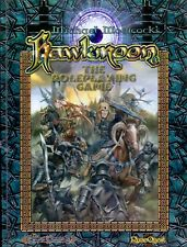JDR RPG JEU DE ROLE / MONGOOSE RUNEQUEST HAWKMOON THE ROLEPLAYING GAME