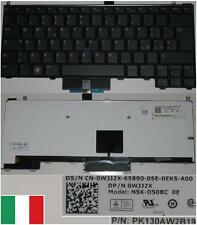 Clavier Qwerty Italien DELL Latitude E4310 NSK-DS0BC 0WJJ2X PK130AW2B19  Backlit