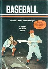 BASEBALL, 1977 BOOK (DICK SIEBERT, MINNESOTA GOPHERS, OTTO VOGEL, IOWA HAWKEYES