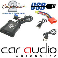 Connects2 Audi A2 A3 A4 A6 A8 TT Car USB SD AUX Interface Adaptor & Keys