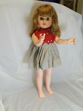 """Vintage American Character Little Miss Echo Doll 29"""" Tall 1960's"""