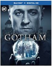 Gotham Series 1 2 3 Series 3 2 1 One - Three Benjamin McKenzie New Reg B Blu-ray