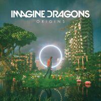 Imagine Dragons - Origins (NEW CD ALBUM)