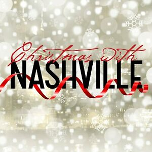 Christmas With Nashville Various Artists CD NEW