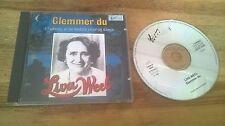 CD Folk Liva Weel - Glemmer Du (16 Song) FANFARE REC