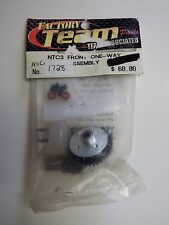 TEAM ASSOCIATED - NTC3 FRONT ONE-WAY ASSEMBLY - Model # 1728