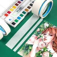 Tape Adhesive DIY Malerei Papier Maler Dekor Handwerk W1Q7