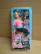 Barbie First Issue Endless Made to Move Yoga Jointed Pivotal Doll 2015 Mattel