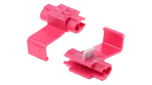 Model Railway DCC Tap Wire Splice Connector 20 18 AWG Pack of 15