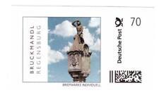 Bruckmandl - Sonderbriefmarke - sehr selten!