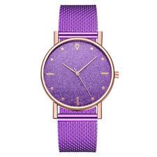 Luxury Fashion Women Quartz Watch Stainless Steel Dial Bracele Wrist Watch