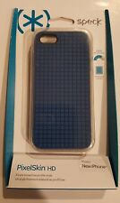 NEW! Speck Product PIXELSKIN HD iPhone 5/5s case - Harbor Blue