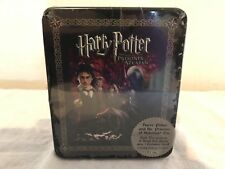 HARRY POTTER  PRISONER of AZKABAN LIMITED EDITION TIN with Cards NEW Artbox
