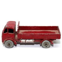 Lesney Matchbox 20a E.R.F Stake Truck Maroon No Box Vintage Toy Model 1956-59
