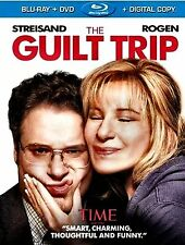 NEW // The Guilt Trip (Blu-ray/DVD, COMBO)BARBARA STREISAND, SETH ROGEN