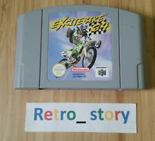 Nintendo 64 N64 Excitebike PAL