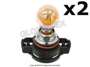 Volkswagen Golf Touareg (2010+) Front Turn Signal Light Bulb w/ Base 12V - 24W