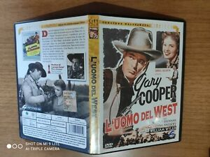 Dvd L'UOMO DEL WEST William Wyler Gary Cooper Walter Brennan **COME NUOVO**