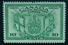 Canada 1942 10c Special delivery SG S12 Unused no gum Cat £14