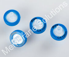 CA Syringe Filter OD=13MM,0.45 Micron,Made From CA, 10pcs/Package