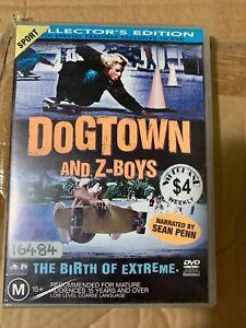 Dogtown And Z-Boys (DVD, 2002)