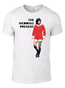 THE WEDDING PRESENT T-shirt George Best Band cinerama smiths DVD tour cd vinyl W