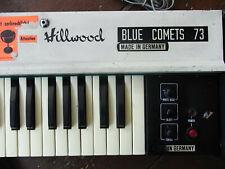 BLUE COMETS 73 - HILLWOOD / Vintage Analog Synthesizer