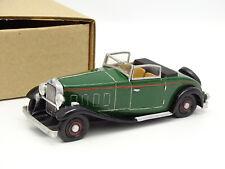 John Day kit monté 1/43 - Delage D8 1929 Cabriolet Verte