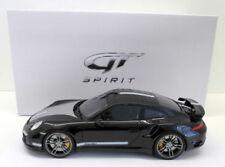 Véhicules miniatures bleus GTspirit pour Porsche
