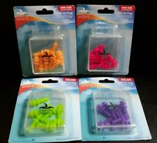 Cabana Sports 16 Pairs Swimming Earplugs Silicone Noise Cancelling Ear plugs 208