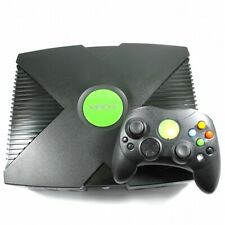 Original Xbox System Console With All Hookups