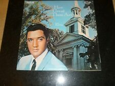 ELVIS HOW GREAT THOU ART SF 8206 1967 VINYL LP GOOD CONDITION