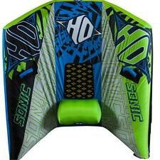 HO SPORTS SONIC TOWABLE TUBE – COLOR: GREEN/BLUE – SIZE: 1 PERSON – NEW!!!