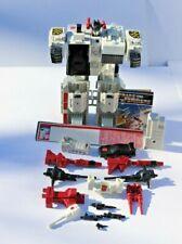 Vintage Transformers 1985 G1 Metroplex