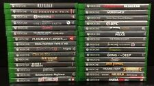 Xbox One Games Complete Fun Pick & Choose Video Games